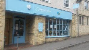 Painswick Shop Front