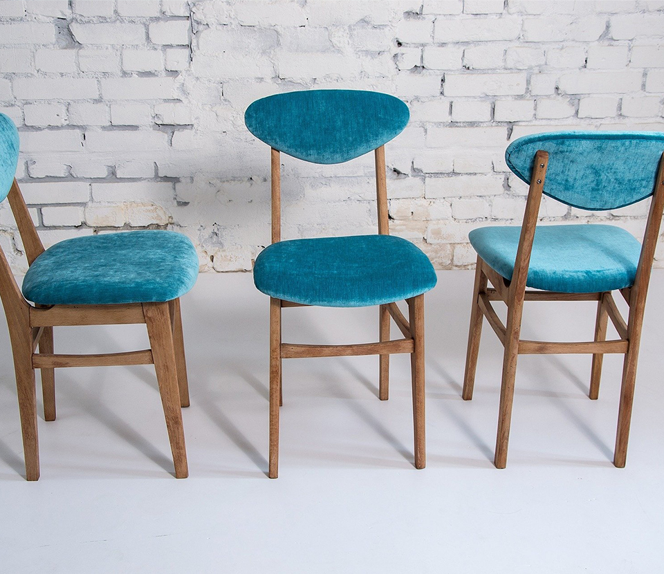 Chairs for sale in Longfield's furniture store