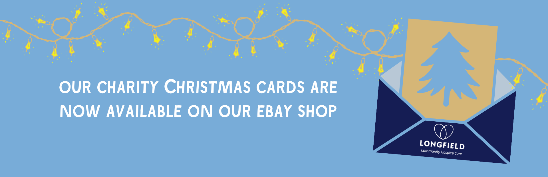 Christmas cards are now available on eBay