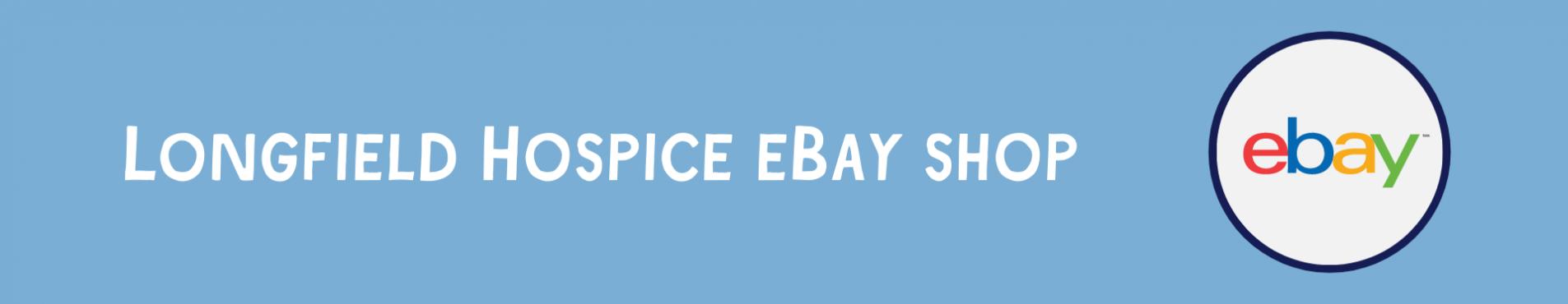 Longfield hospice eBay shop